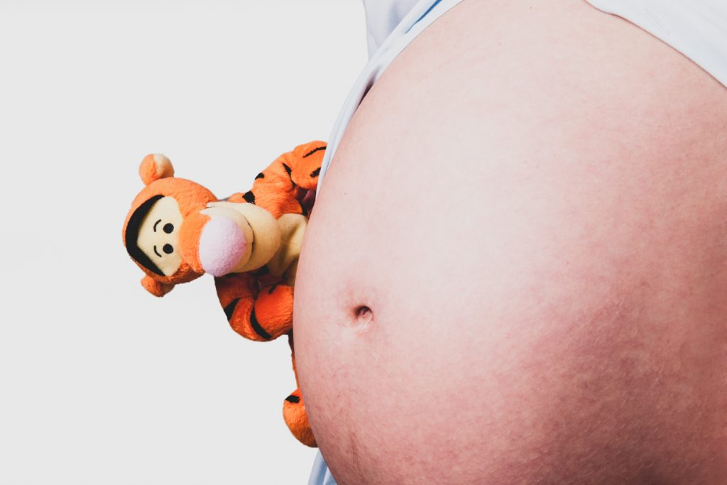 Studio Fotografii ciążowej w warszawie